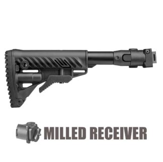 FAB Defense M4 Folding AK-47 Stock (Milled)