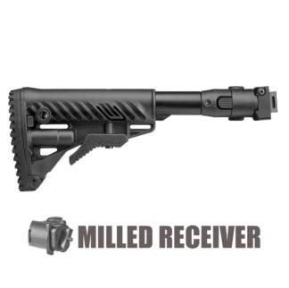 FAB Defense M4 Folding AK-47 Stock (Milled)