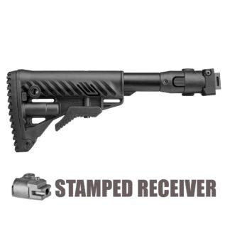 FAB Defense M4 Folding AK-47 Stock (Stamped)
