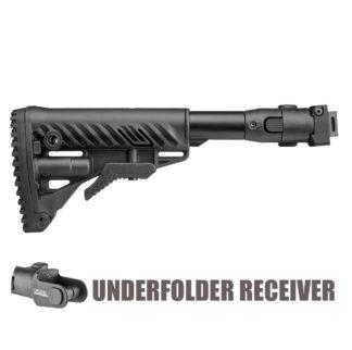 FAB Defense M4 Folding AK-47 Stock (Underfolder)