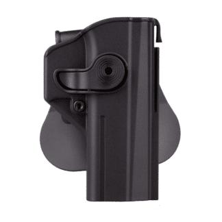 IMI Defense Level 2 CZ P-09 Holster IMI-Z1450 Black