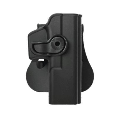 IMI Defense Level 2 Glock 17-22-28-31-34 Holster IMI-Z1010 Black