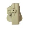 IMI Defense Level 2 Glock 17-22-28-31-34 Holster IMI-Z1010 Tan