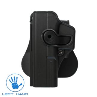IMI-Defense-Level-2-Glock-17/22-Left-Hand-Holster-IMI-Z1010LH-Black