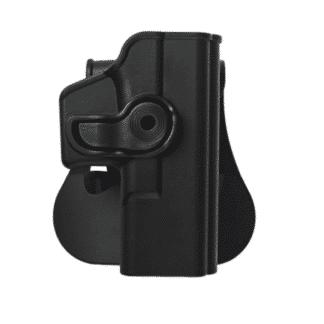 IMI Defense Level 2 Glock 19-23-25-28-32 Holster IMI-Z1020 Black