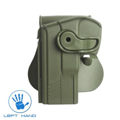 IMI-Defense-Level-2-Taurus-PT-24-7-G2-Left-Hand-Holster-IMI-Z1200LH-Green
