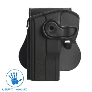 IMI-Defense-Level-2-Taurus-PT809-Left-Hand-Holster-IMI-Z1360LH-Black