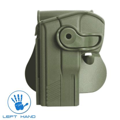 IMI-Defense-Level-2-Taurus-PT809-Left-Hand-Holster-IMI-Z1360LH-Green