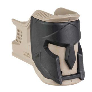"FAB Defense Improved AR-15 Magazine Well Grip TAN Single Mask ""MOJO Grip"""