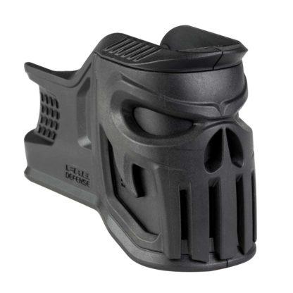 fab-defense-ar15-mojo-mag-well-grip-vigilante-skull-blk-blk