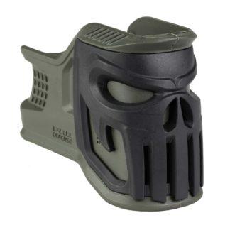"FAB Defense Improved AR-15 Magazine Well Grip OD Green Single Mask ""MOJO Grip"""