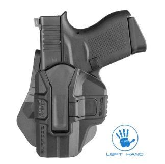 "FAB Defense Scorpus® M1 Glock 43 Left Hand Holster ""G-43 LH"""