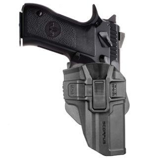 FAB Defense Scorpus® M1 Level 2 IWI Jericho 941 Steel Frame Holster
