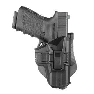 "FAB Defense Scorpus® M1 Level 2 Glock 20/21/29/30/40 Holster ""G-21R"""