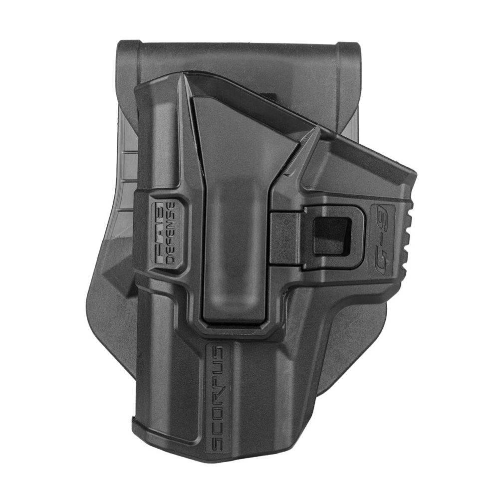 "FAB Defense Scorpus® M1 Glock 20 Left Hand Holster ""G-21 LH"""