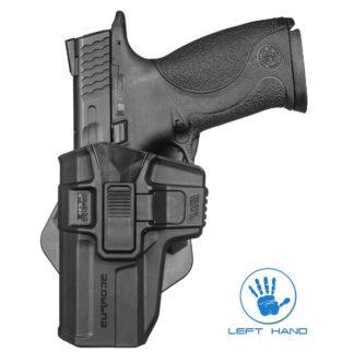 "FAB Defense Scorpus® M1 Level 2 S&W M&P Full Size Left Hand Holster ""M&P"""