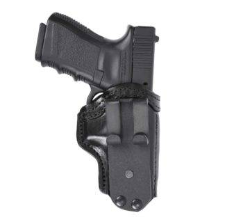 Front Line Glock 19 Inside the Waistband IWB Leather Holster