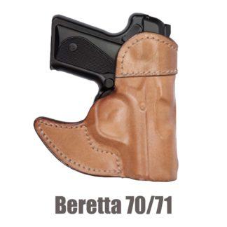 Front Line Beretta 70/71 Concealed Front-Pocket Leather Holster