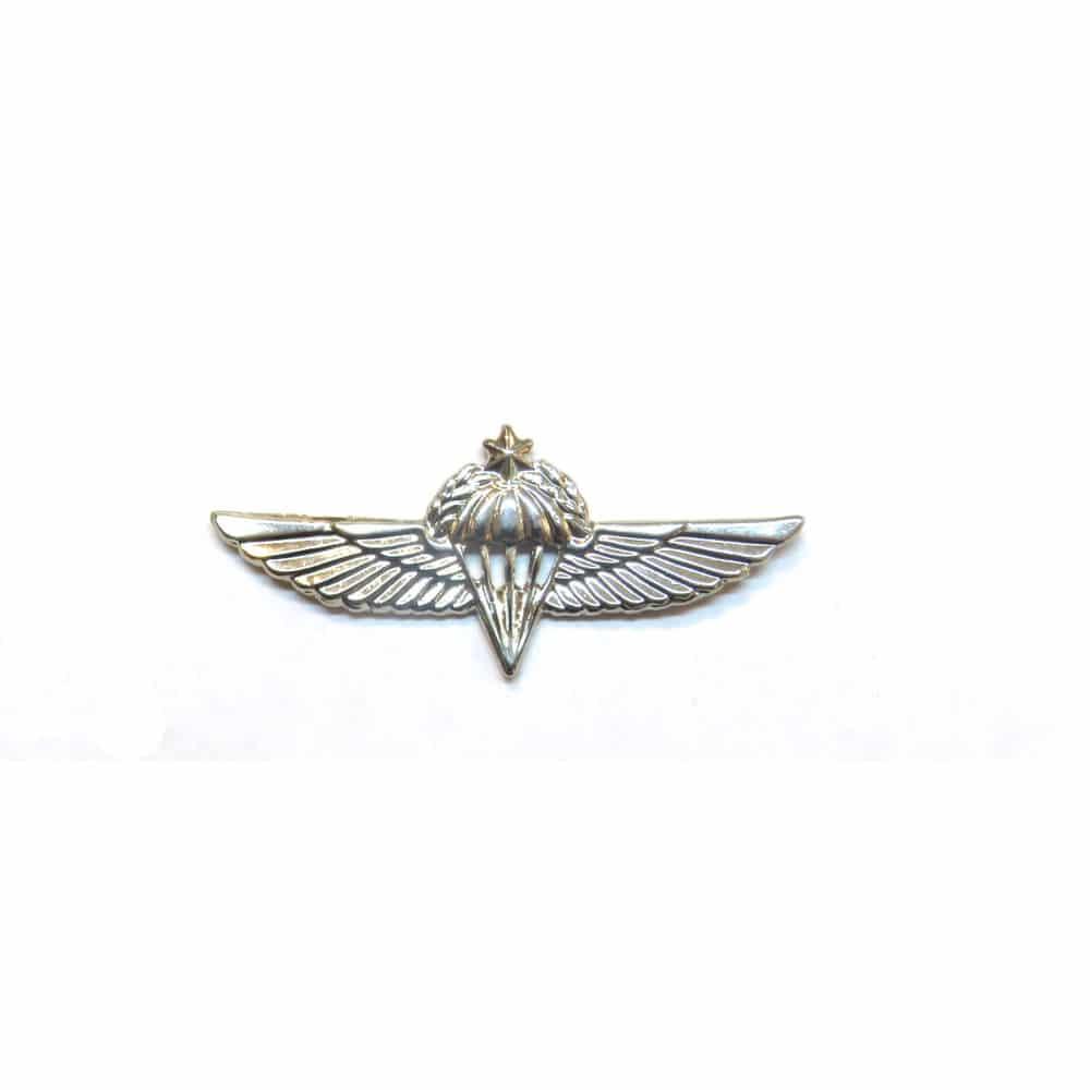 Original Idf Senior Paratrooper Wings Zahal