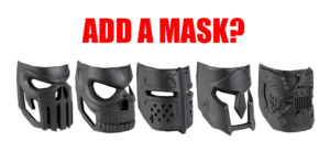 fab-defense-ar15-mojo-mag-well-grip-vigilante-skull-blk-mask-only