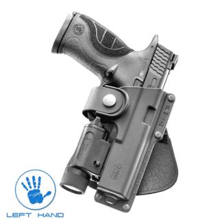 "Fobu S&W SD40 VE Tactical Speed Left Hand Holster ""EM17"""