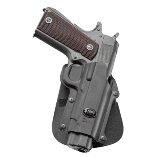 "Fobus Remington 1911 R1 Without Rails Level 1 Holster ""C-21"""