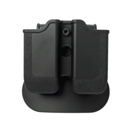 IMI Defense Double Mag. Pouch for Glock 20/21/30 Magazines IMI-MP02 Black