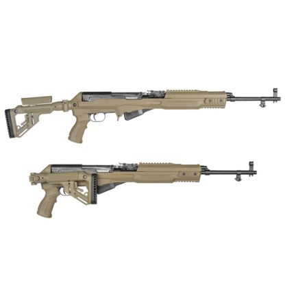 FAB-Defense-SKS-UAS-desert-tan-folding-stock