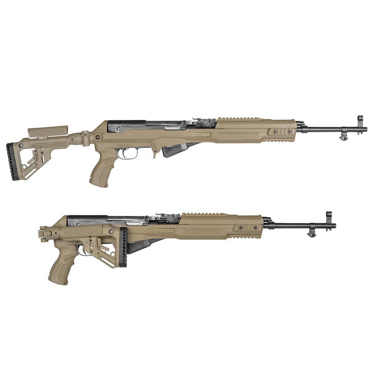 Fab Defense Uas Tactical Lightweight Folding Stock New
