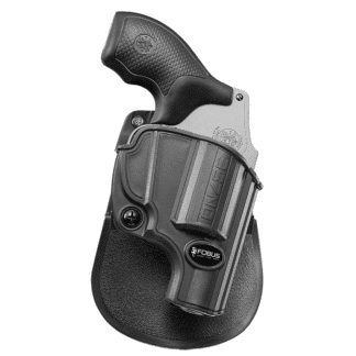 Fobus-Smith-&-Wesson-5-Shot-442-Model-Level-1-Holster-357ND